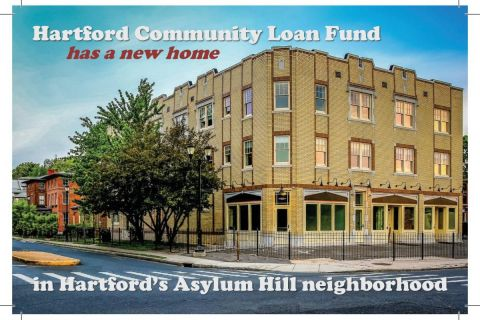 Hartford Community Loan Fund has Moved