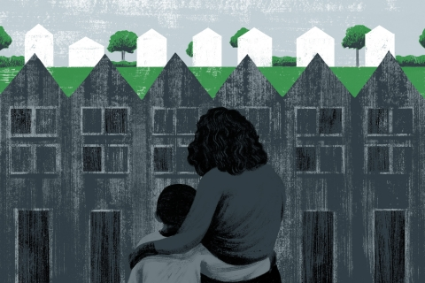 Separated by Design: Why affordable housing is built in areas with high crime, few jobs and struggling schools